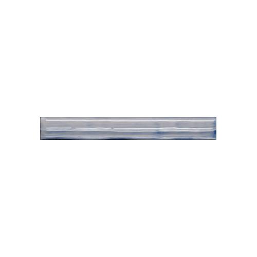 Frise bleue clair Ontigola Celeste 2.5x20 cm - unité Vives Azulejos y Gres