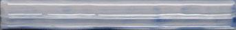 Frise bleue clair Ontigola Celeste 2.5x20 cm - unité - zoom