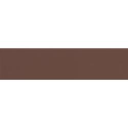 Carreau métro plat marron astor mat 10x30 cm - boite de 1.02m² Ribesalbes