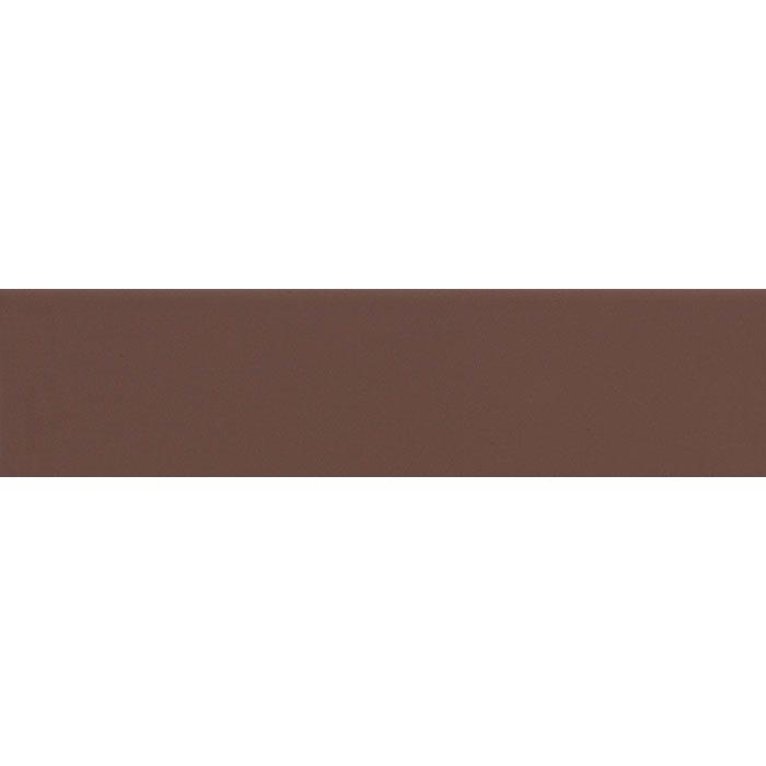 Carreau métro plat marron astor mat 10x30 cm - boite de 1.02m² - zoom