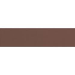Carreau métro plat marron astor brillant 10x30 cm - boite de 1.02m² Ribesalbes