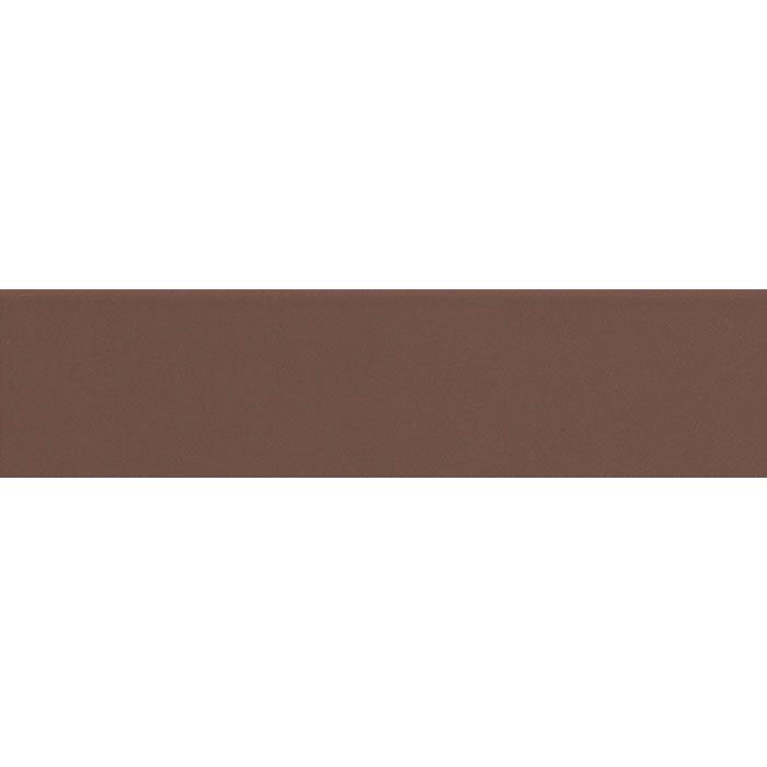Carreau métro plat marron astor brillant 10x30 cm - boite de 1.02m² - zoom