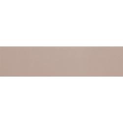 Carreau métro plat beige rosé brillant LIMESTONE 10x30 cm - boite de 1.02m² Ribesalbes