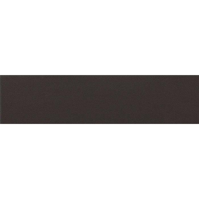 Carreau métro plat cendre mat 10x30 cm - boite de 1.02m² - zoom