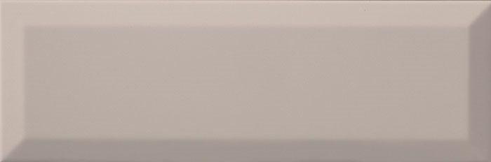 Carrelage métro biseauté 10x30 cm Coco Mat - 1.02m² - zoom