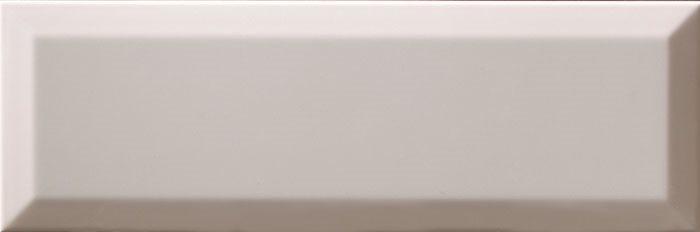 Carrelage métro biseauté 10x30 cm Coco Brillant - 1.02m² - zoom