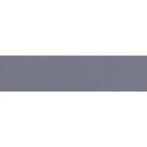 Carreau métro plat gris avon brillant 10x30 cm - boite de 1.02m² Ribesalbes
