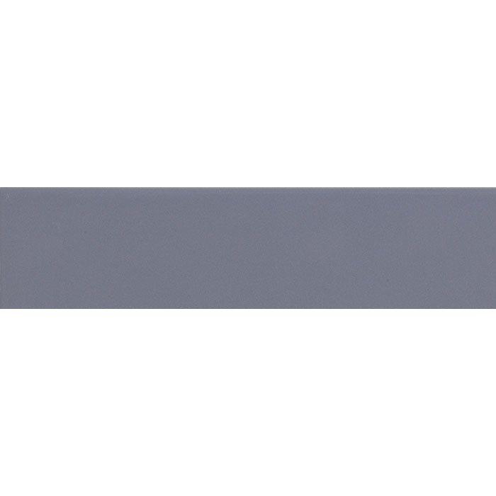 Carreau métro plat gris avon brillant 10x30 cm - boite de 1.02m² - zoom