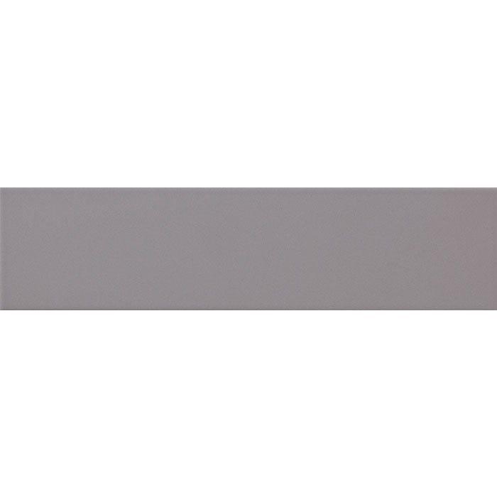Carreau métro plat gris perle mat 10x30 cm - boite de 1.02m² - zoom