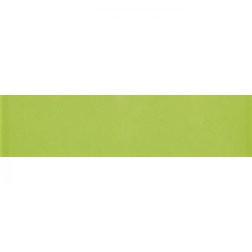 Carreau métro plat vert brillant 10x30 cm - boite de 1.02m² Ribesalbes
