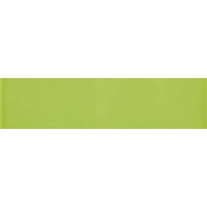 Carreau métro plat vert brillant 10x30 cm - boite de 1.02m² - zoom