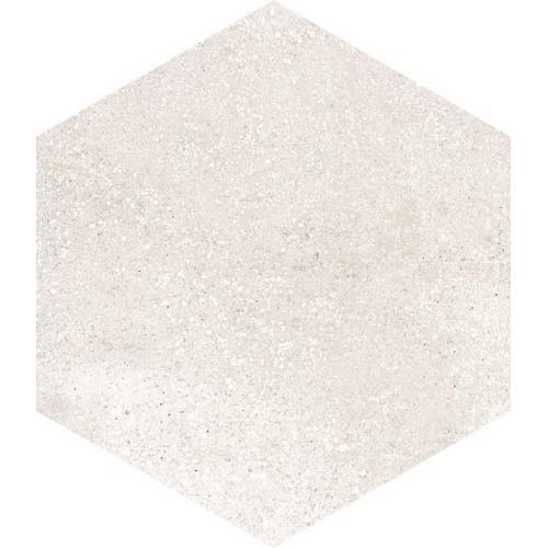 Carrelage hexagonal tomette crème vieillie 23x26.6cm RIFT Crema - 0.504m² Vives Azulejos y Gres