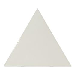 Carreau menthe brillant 10.8x12.4cm SCALE TRIANGOLO MINT - 0.20m² Equipe