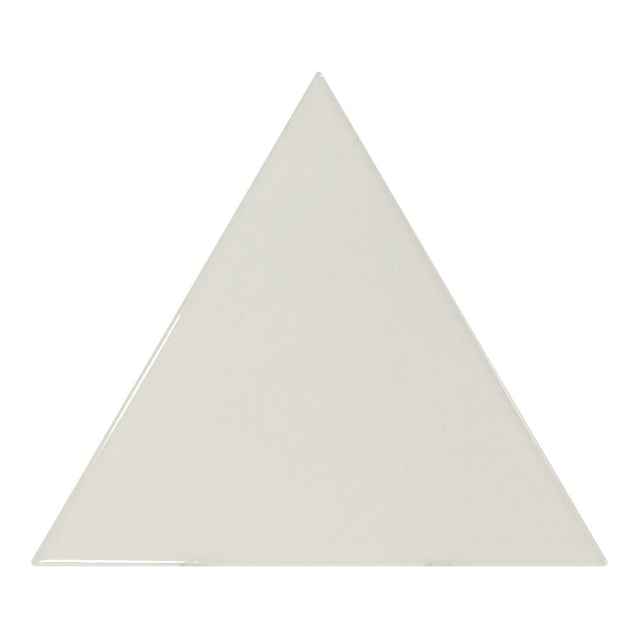 Carreau menthe brillant 10.8x12.4cm SCALE TRIANGOLO MINT - 0.20m² - zoom
