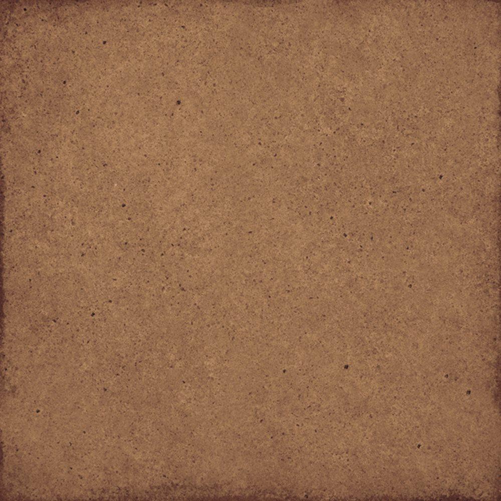 Carrelage uni vieilli sienne 20x20 cm ART NOUVEAU SIENA 24391 - 1m² - zoom