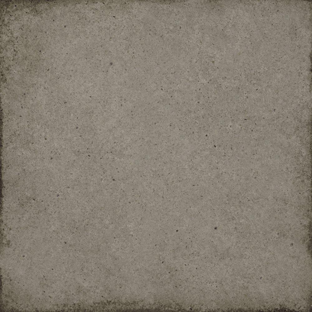 Carrelage uni vieilli 20x20 cm ART NOUVEAU TOBACCO 24393 - 1m² - zoom