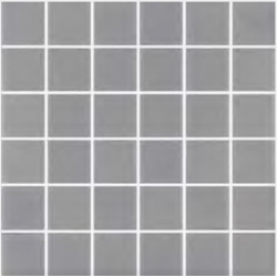 Mosaique grise 5x5 sur trame 30.7x30.7 ANTI 558 B8 - 2 m² ASDC