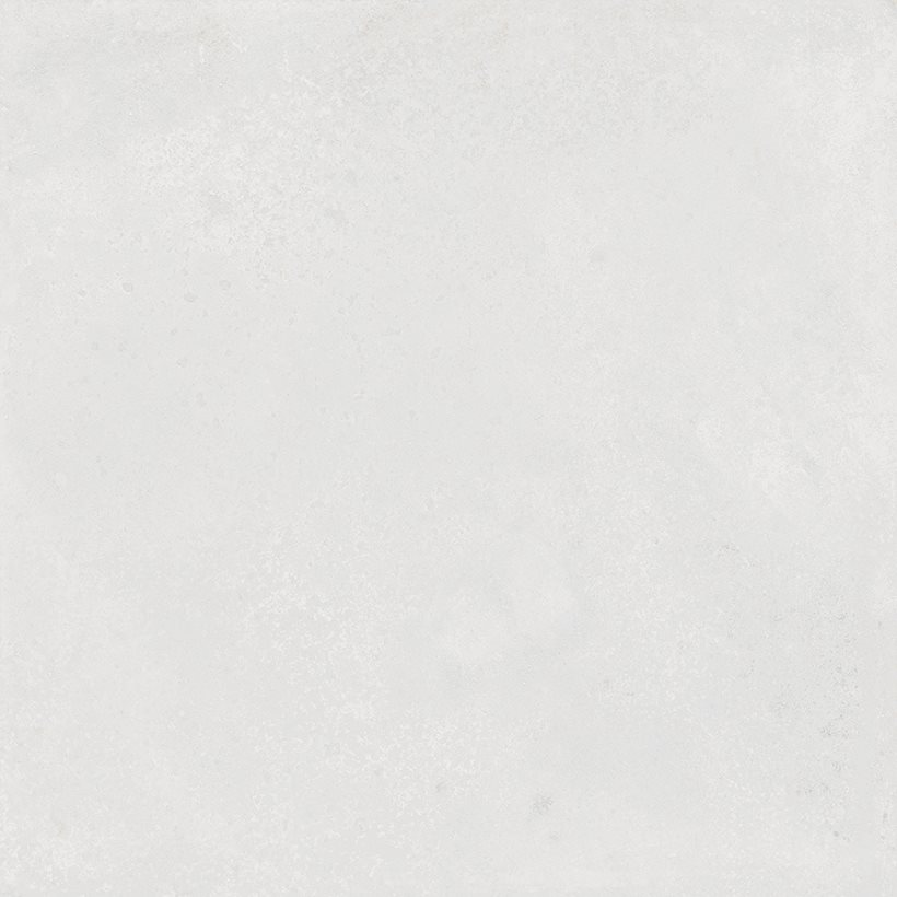 Carrelage imitation ciment blanc 20x20cm URBAN LIGHT 23523 R9 - 1m² - zoom