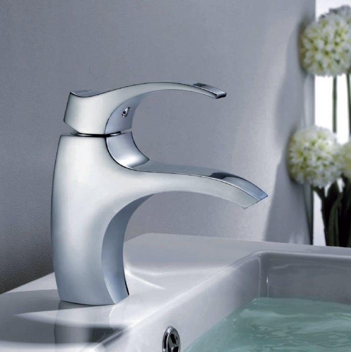 Robinet Mitigeur lavabo design Vivaldi - zoom
