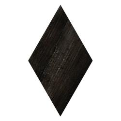 Carrelage losange imitation bois rect. 22x38cm ADAMANT OKINAWA CARBON - 0.504m² Vives Azulejos y Gres