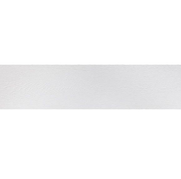 Carrelage ARHUS blanc imitation parquet style chevron rectifié 14.4x89 - zoom