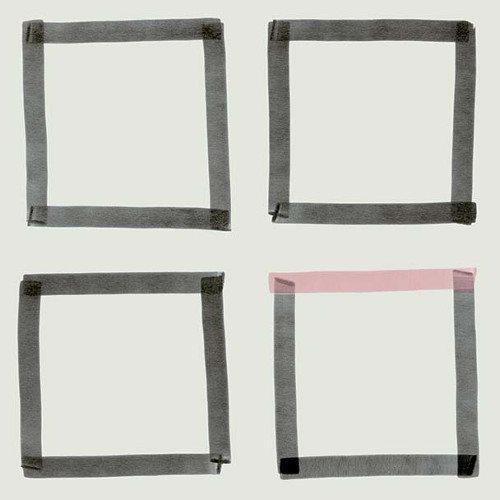 Carrelage géométrique HAMAR décoré 20x20 - 1m² - zoom