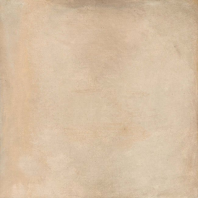 Carrelage beige mat 80x80cm LAVERTON-R BEIGE - 1.28m² - zoom