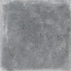 Carrelage uni patiné anthracite 20x20 cm Orchard Grafito anti-dérapant R13 - 1m² Vives Azulejos y Gres