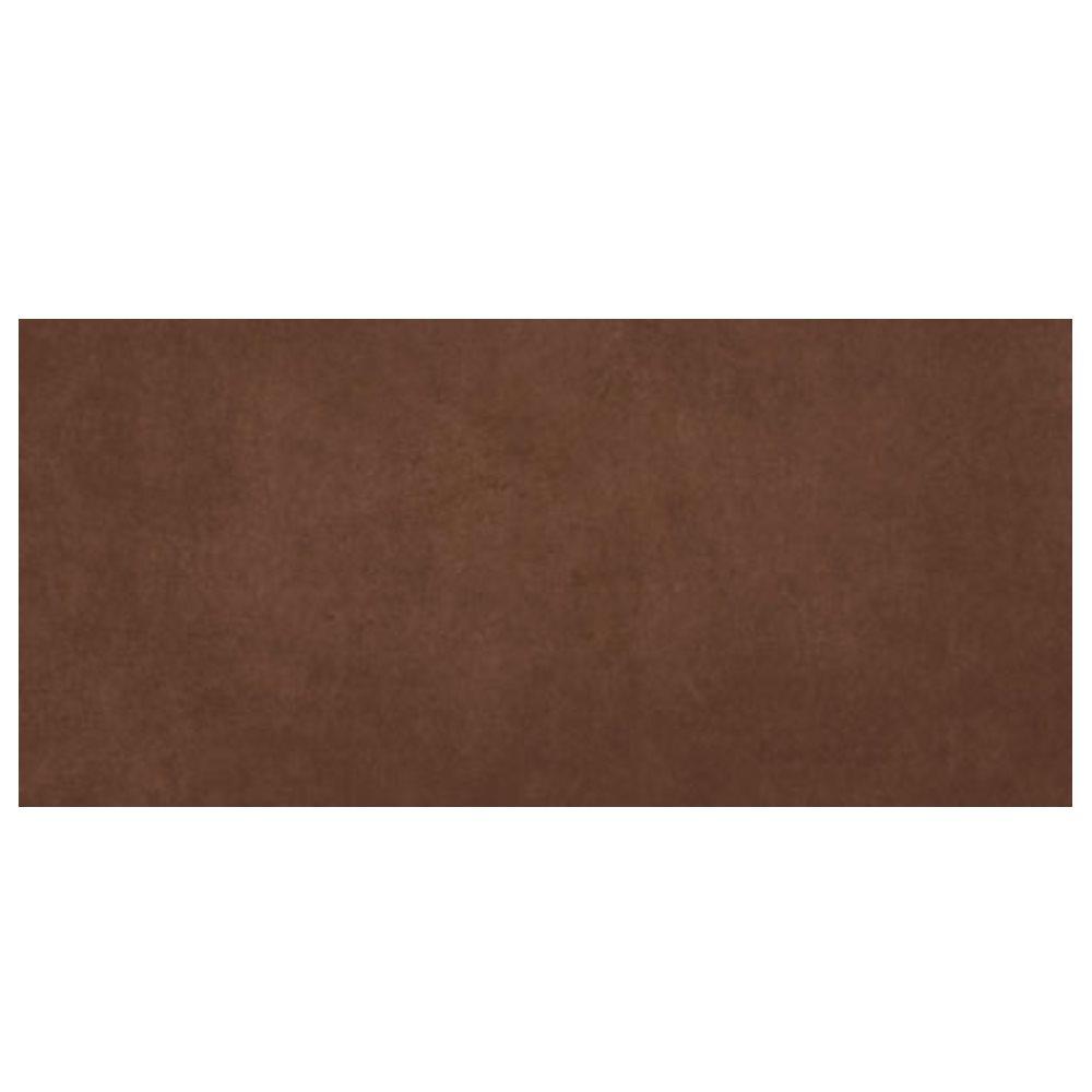 Carrelage marron rectifié 45x90cm RUHR-R MOKA - 1.19m² - zoom