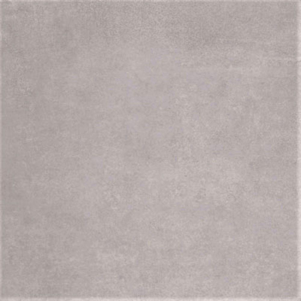 Carrelage gris ciment 60x60cm RUHR CEMENTO - 1.08m² - zoom
