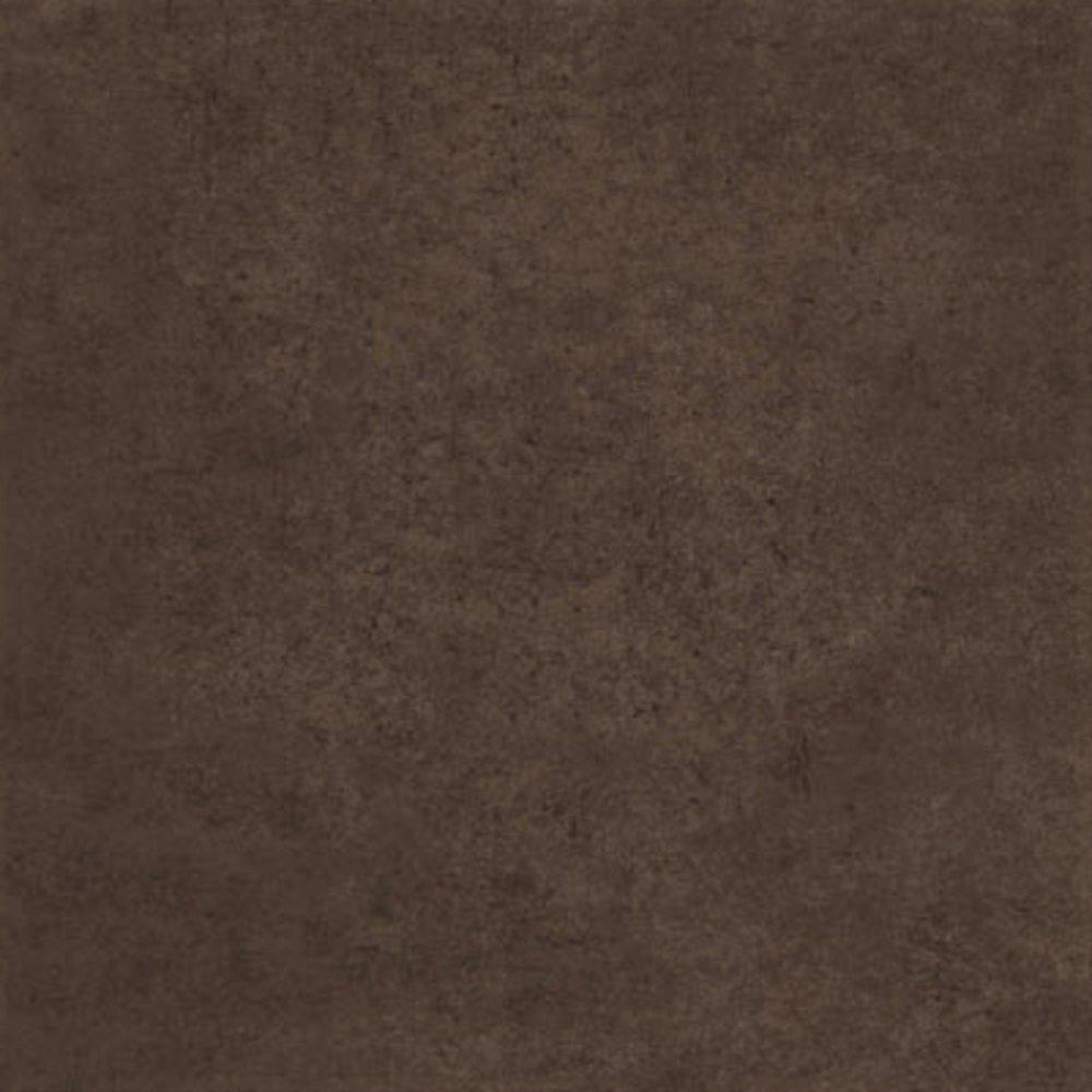 Carrelage marron chocolat 60x60cm RUHR CHOCOLATE - 1.08m² - zoom
