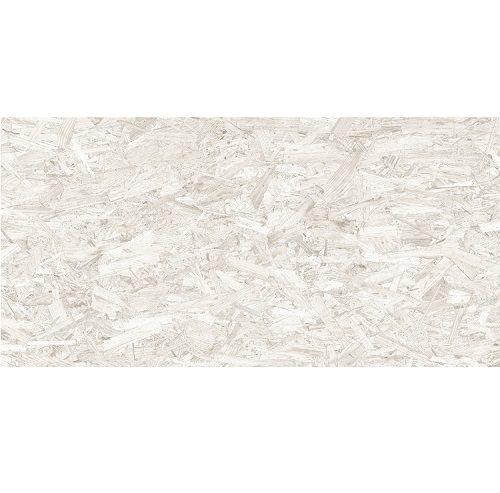 Carrelage rectifié imitation OSB bois aggloméré STRAND-R Blanco 59.3X119.3 cm - 1.42 m² - zoom