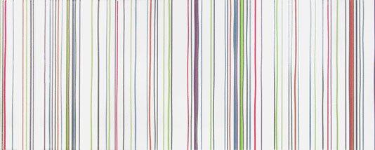 Faience murale rayures acidulées UTA 20x50cm - 1m² - zoom
