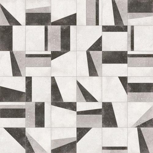 Carrelage motifs anciens 20x20 cm Osaka Blanco - 1m² Vives Azulejos y Gres