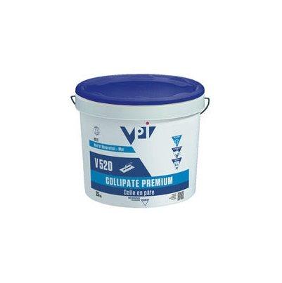 Colle en pâte pour carrelage COLLIPATE Premium V520 - 25 kg - zoom