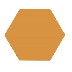 Carrelage tomette orange 25x29cm TOSCANA OCRE - 1m² Bestile