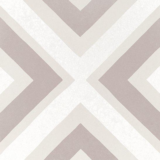 Carrelage imitation ciment 20x20 cm CAPRICE DECO SQUARE PASTEL 22111 - 1m² - zoom