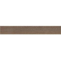 Carrelage extérieur effet teck DUALDECK ROBLE R11 11.2x90CM - 0.91 m² Dualgres