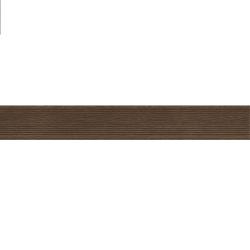 Carrelage extérieur effet teck DUALDECK WENGUE R11 11.2x90CM - 0.91 m² Dualgres
