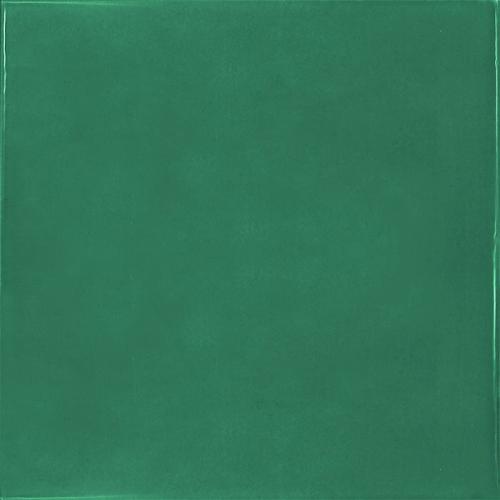 Faience effet zellige vert émeraude 13.2x13.2 VILLAGE ESMERALD GREEN 25595- 1 m² Equipe