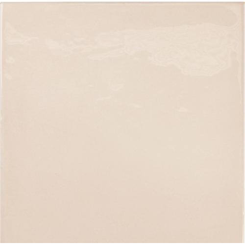 Faience effet zellige beige 13.2x13.2 VILLAGE MUSHROOM 25597- 1 m² Equipe
