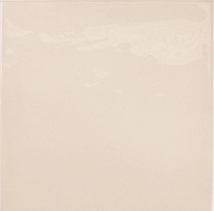 Faience effet zellige beige 13.2x13.2 VILLAGE MUSHROOM 25597- 1 m² - zoom