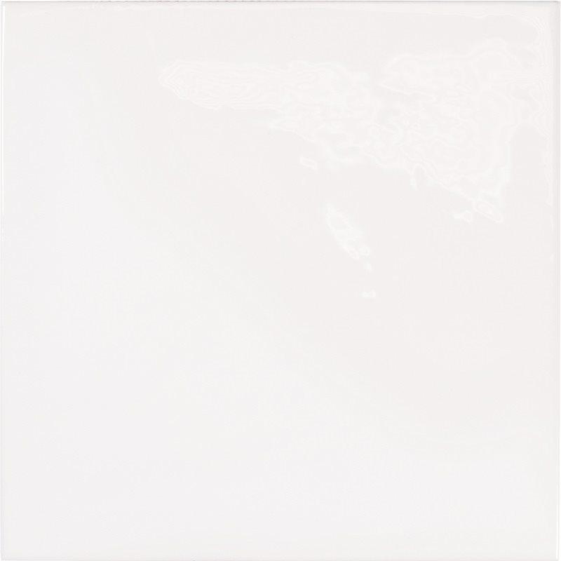 Faience effet zellige blanche 13.2x13.2 VILLAGE WHITE 25599 - 1 m² - zoom