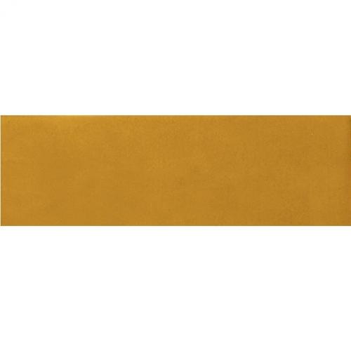 Faience effet zellige doré 6.5x20 VILLAGE TUSCANY GOLD 25632 - 0.5 m² Equipe