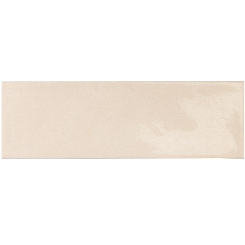 Faience effet zellige beige 6.5x20 VILLAGE MUSHROOM 25640 - 0.5 m² - zoom