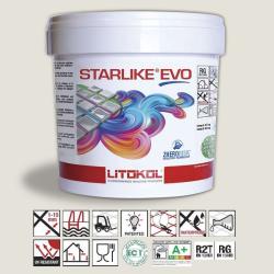 Litokol Starlike EVO Avorio C.200 Mortier époxy - 5 kg Litokol