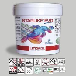 Litokol Starlike EVO Grigio perla C.110 Mortier époxy - 5 kg Litokol