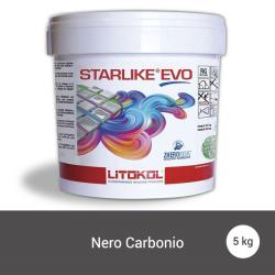 Litokol Starlike EVO Nero Carbonio C.145 Mortier époxy - 5 kg Litokol