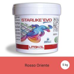Litokol Starlike EVO Rosso Oriente C.550 Mortier époxy - 5 kg Litokol