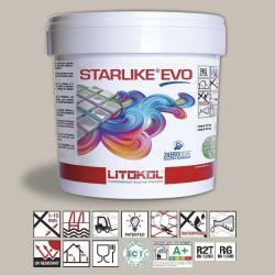 Litokol Starlike EVO Tortora C.215 Mortier époxy - 5 kg Litokol